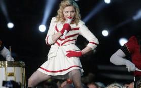 Мадонна перешла на водку