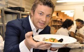 Джейми Оливер открыл ресторан в лондонском аэропорту