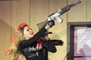 Мадонна наконец выдала свой основной манифест