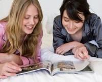 Сексуальность женщин развивается в результате чтения глянцевых журналов
