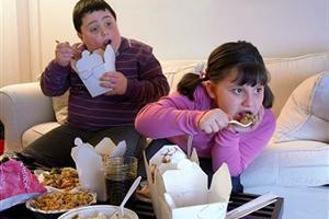 Реклама после 9 вечера способствует похудению
