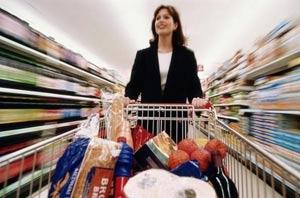 Как покупка продуктов питания помогает худеть