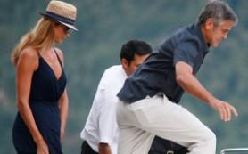 Джордж Клуни расстался с новой подругой