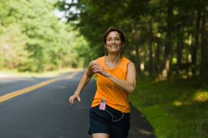 Физические упражнения снижают аппетит