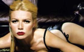 Гвинет Пэлтроу представит модный макияж от Max Factor