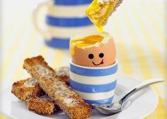 Яйца помогут… обуздать аппетит!