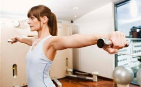 Фитнес делает женщин среднего возраста умнее
