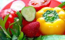 Употребление дополнительного количества овощей не поможет избежать чувства голода