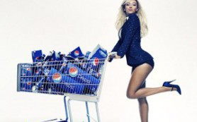 Бейонсе стала лицом Pepsi за шокирующий гонорар