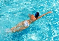 Плавание для женской красоты и здоровья