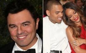 Неудачная шутка о Рианне и Крисе Брауне на Оскаре обернулась скандалом