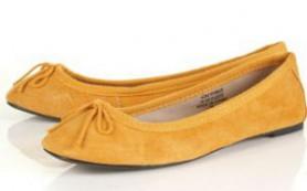 Туфли на каблуках больше не в моде