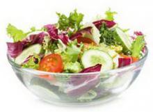 Польза, состав и особенности диетических салатов