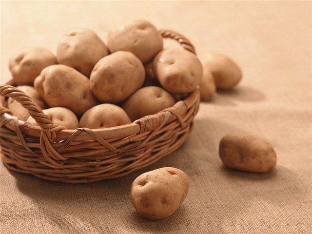 Обычная картошка: признанный косметолог