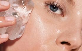 Кубики льда: и для коктейля, и для кожи