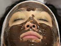 Шоколадная маска для придания коже здорового вида