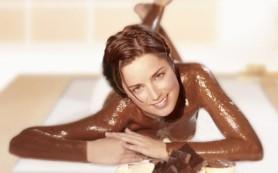 Шоколадное обертывание: с пользой для тела