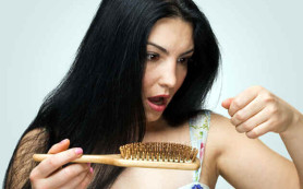7 причин выпадения волос