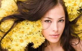 Секрет красивых волос у женщин