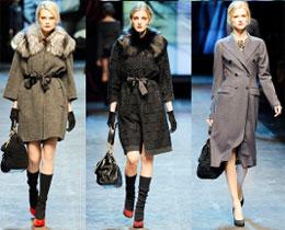 Выбираем стильное пальто