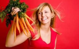 Овощи в косметических целях