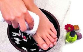 Ванночки для ног: это полезно