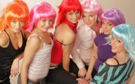 Цветные волосы: сумасшествие или супертренд