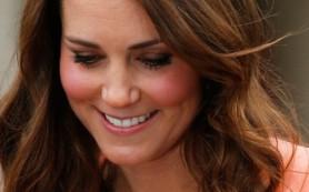 Кейт Миддлтон предпочитает яркую одежду