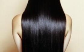 Красивая прическа с помощью наращивания волос