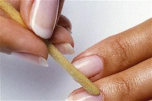 Необрезной маникюр: как правильно сделать