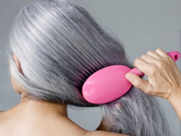 Седые волосы: что с ними делать