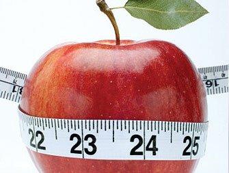 Яблочная диета для осени