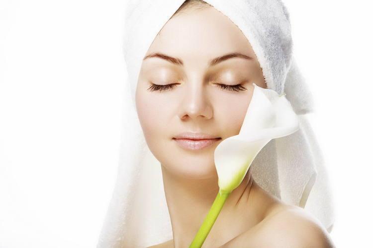 Правила очищения кожи лица