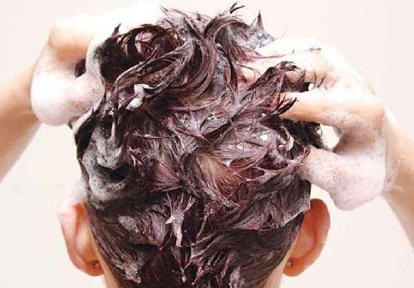 Несколько масок для волос