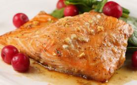 Морская рыба для молодости кожи