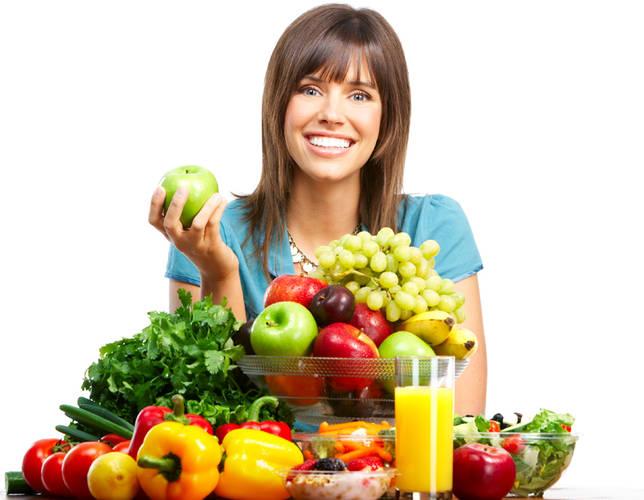 Диета для здорового лица
