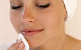 Очищение кожи лица яичным желтком