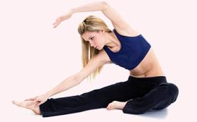 Упражнения как убрать живот и бока