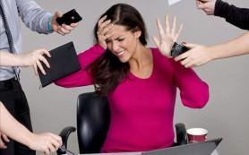 Стресс замедлит похудение