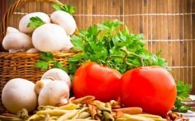 Диета на грибах и овощах показала свою эффективность