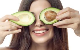 Авокадо поможет в уходе за кожей