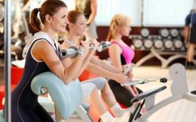 Фитнес поможет сбросить лишние килограммы