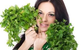 Основные особенности зеленой диеты