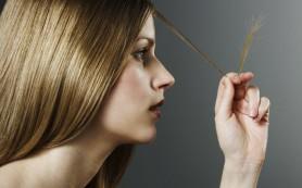 Ухаживаем за секущимися волосами