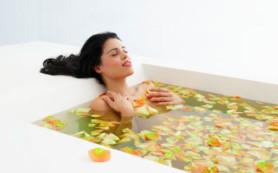 Домашние ванны помогут снизить вес