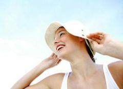 Солнце может повлиять на здоровье кожи