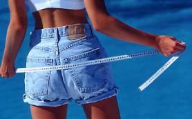 Медленное похудение на много эффективней