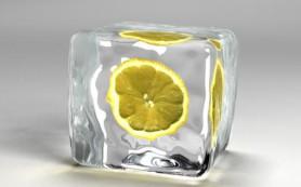 Лед поможет в уходе за кожей