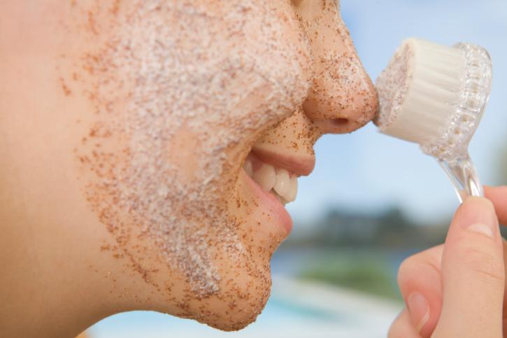 Как часто нужно скрабить кожу