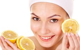 Готовим лимонные маски для ухода за кожей лица